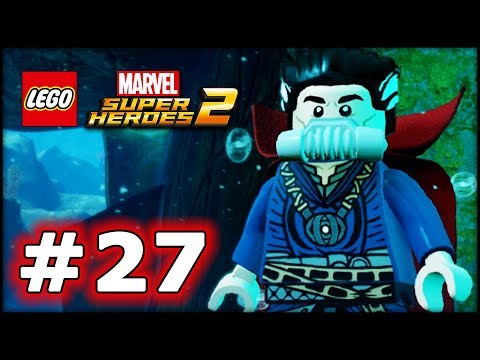 LEGO Marvel Superheroes 2 - LBA Episode 27 - The Sea!
