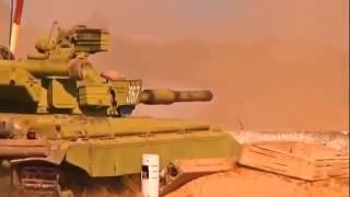 Украина  Готовит резерв танков и экипажи для зоны АТО  Сентябрь 2014