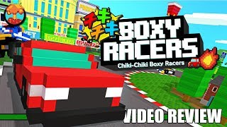 Review: Chiki-Chiki Boxy Racers (Switch) - Defunct Games