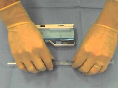 Compartment Pressure Measurement