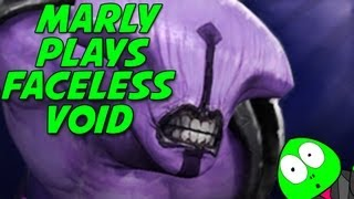 Dota 2 [Episode 30] - Marly Plays - Faceless Void [carry dat team]