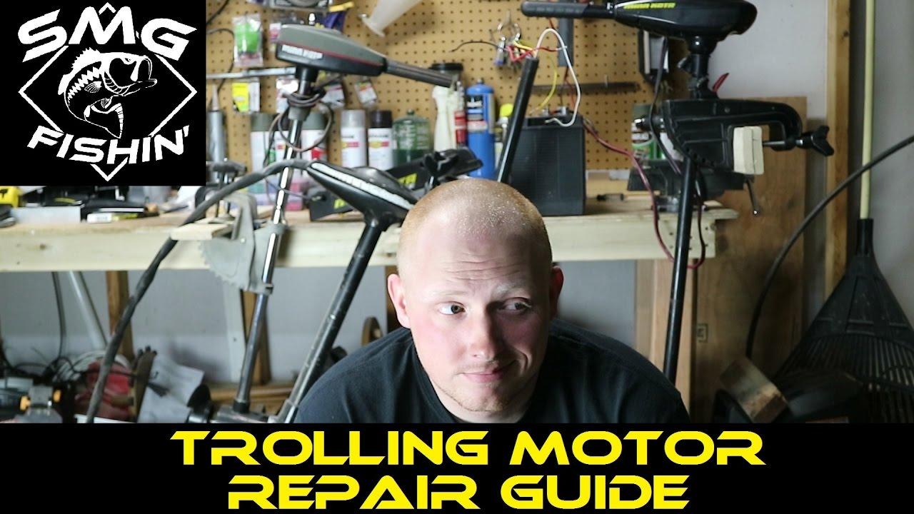 Trolling Motor Repair Guide | Part Replacement