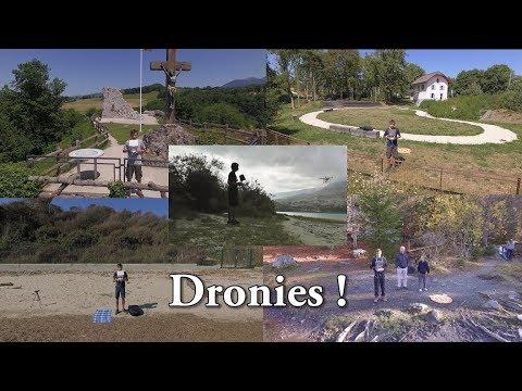 Best dronies compilation (mes meilleures selfies au drone)