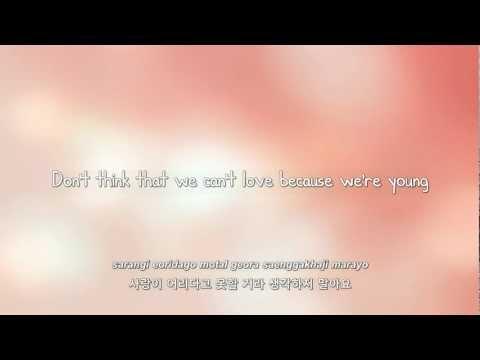 SHINee- 하나 (One) lyrics [Eng. | Rom. | Han.]