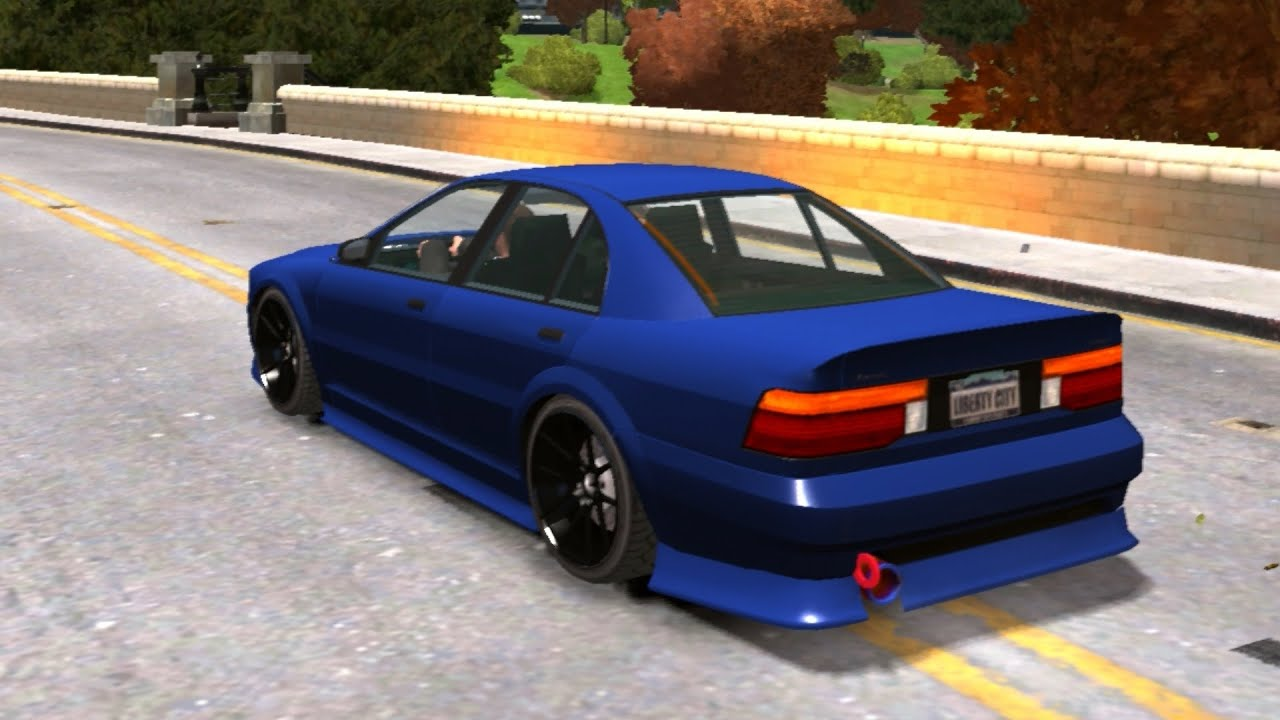 Vincent Tuned New Cars Vehicles In Gta Iv Enb