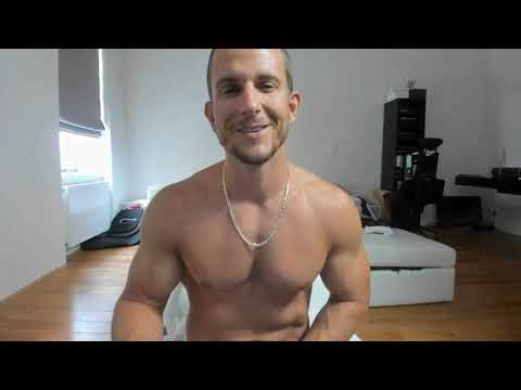 Muscle Cashmaster God with leather gloves and whipиз YouTube · Длительность: 1 мин46 с