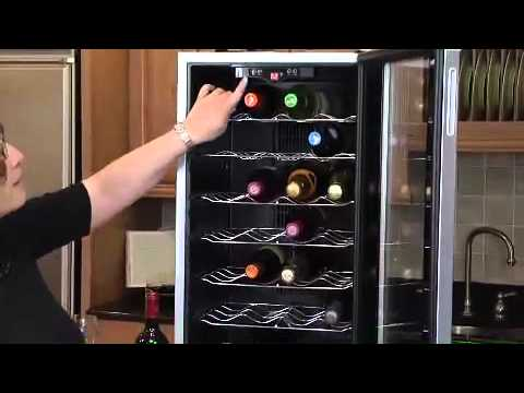 Cuisinart 32 Bottle Private Reserve Wine Cellar (CWC-3200) Video & Cuisinart 32 Bottle Private Reserve Wine Cellar (CWC-3200) Video ...