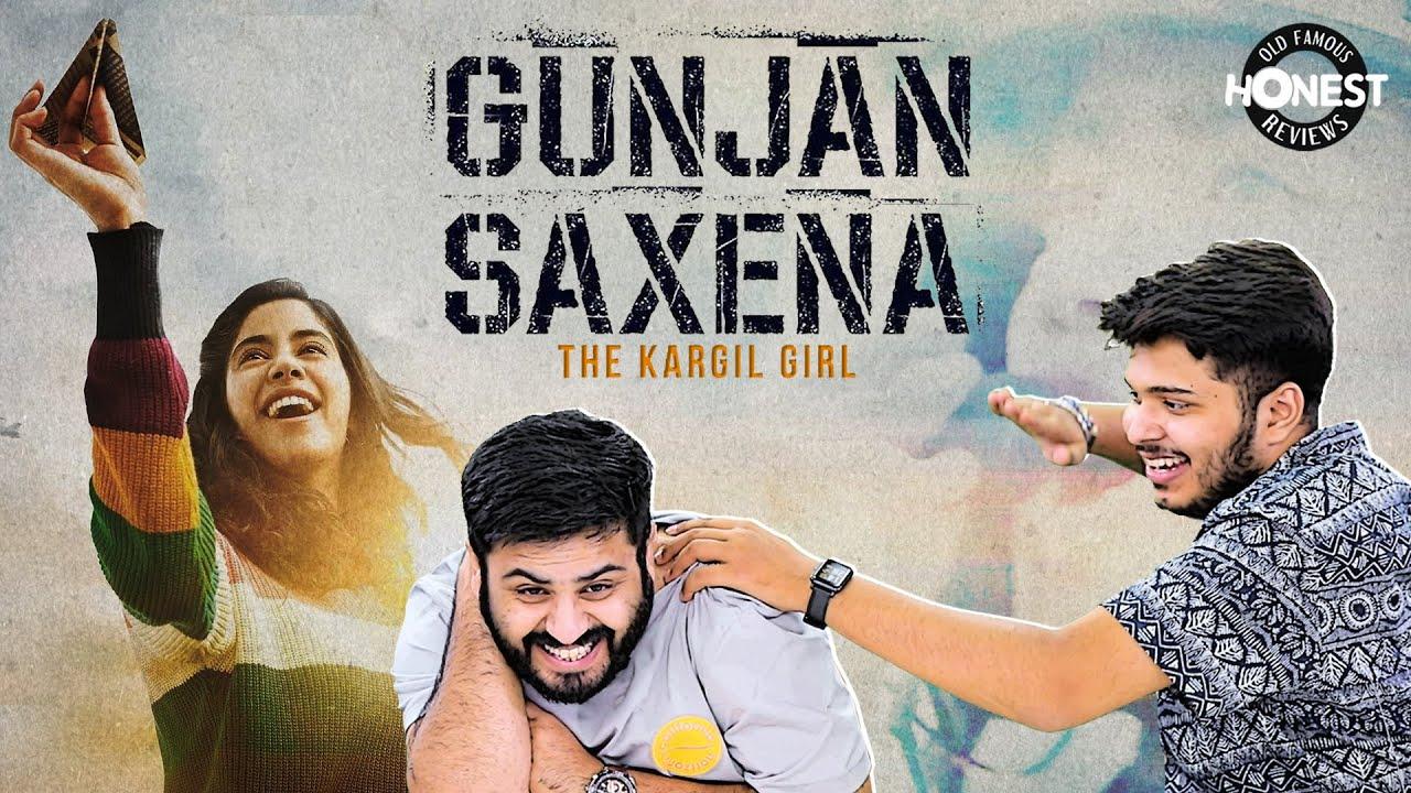 Honest Review Gunjan Saxena The Kargil Girl Zain Shubham Rajesh Mensxp Youtube