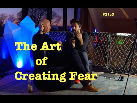 The art of creating fear - 31c3 - Jung & Naiv: Episode 220