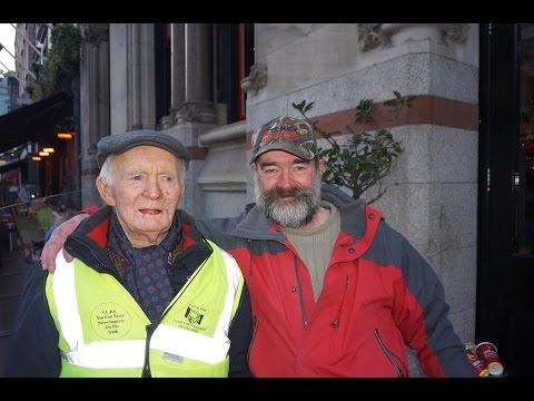 National Demonstration Dublin