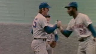 Mets clinch the NL East in 1973 with win over Cubs