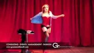Miss Betty Cuore - GRAZIANO TITTARELLI MANAGEMENT