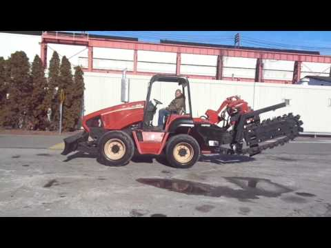 2005 Ditch Witch RT95H Trencher - Pennsylvania Equipment Sales