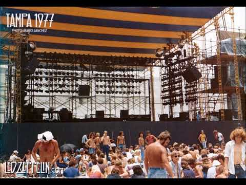 LED ZEPPELIN - TAMPA 1977 (MULTI SOURCES)