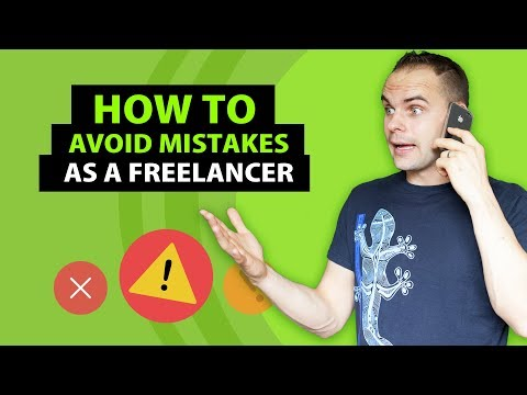 How to Avoid Mistakes as a Freelancer | Biggest Mistakes While Freelancing
