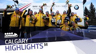Same old same old for Friedrich and his crew | IBSF Official