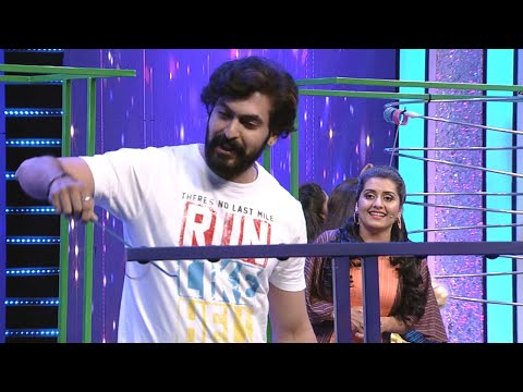 #ThakarppanComedy I Bangle game for Thakarppan stars I Mazhavil Manorama