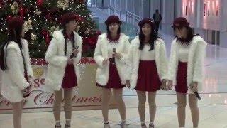 新宿ハイジア「FRESH☆クリスマスライブ2014」の公開リハーサル~こけぴよ.