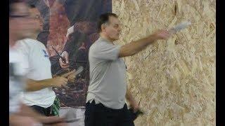 Индивидуальный инструктор по метанию ножей - Александр Игнатов