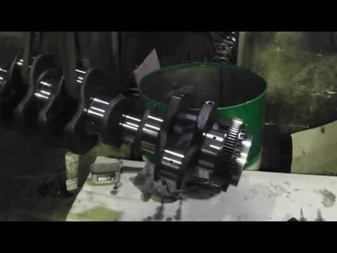 #3. Капитальный ремонт двигателя Caterpillar C15. Сборка.