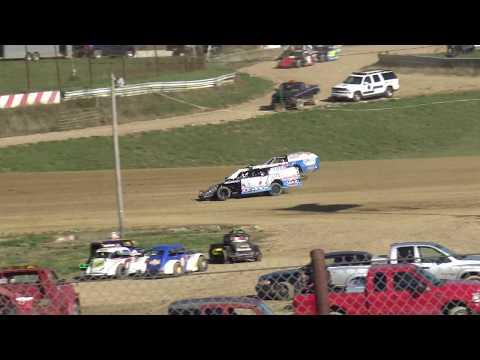 Brushcreek Motorsports Complex | 11/3/19 | Modifieds | Heat 2