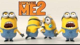 Despicable Me 2 Official Trailer Review