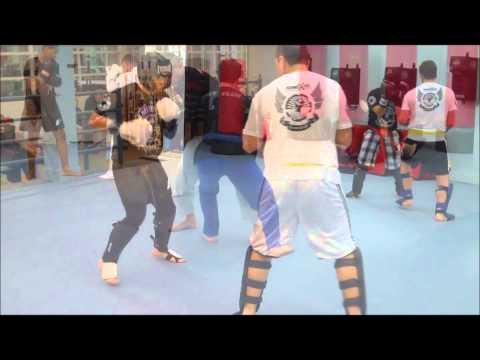 Adult Kickboxing, Jiu Jitsu, Boxing, Martial Arts In Brooklyn / Alex Davydov