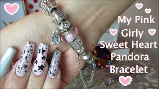 My Pink Sweet Heart Girly Pand…