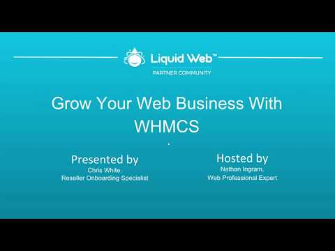 Grow Your Business with WHMCS