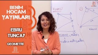 1)Ebru TUNCAY - Doğruda Açı - I (YKS-Geometri)2019