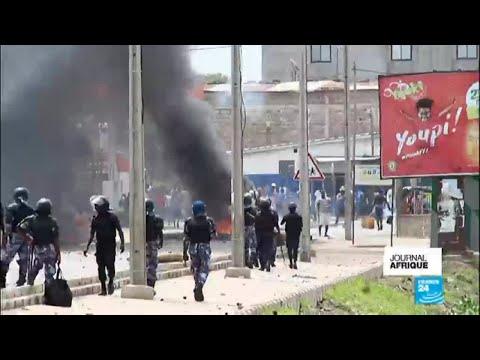 Togo : 4 morts lors de manifestations contre le gouvernement