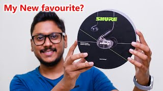 Shure Aonic 4 Hybrid Dual Driver Review... First class audio experience!