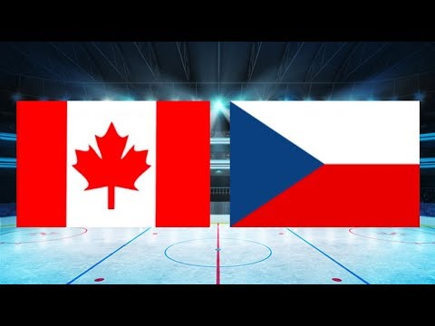 Canada vs Czech Republic (6-4) – Feb. 24, 2018 | Game Highlights | Last Game 2018 |