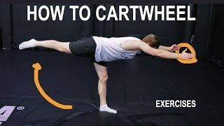 How To Learn Y๐ur First Cartwheel (Beginner Exercises/Progressions/Technique)