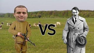 SERBIAN VS HITLER