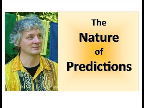 The Nature of Predictions
