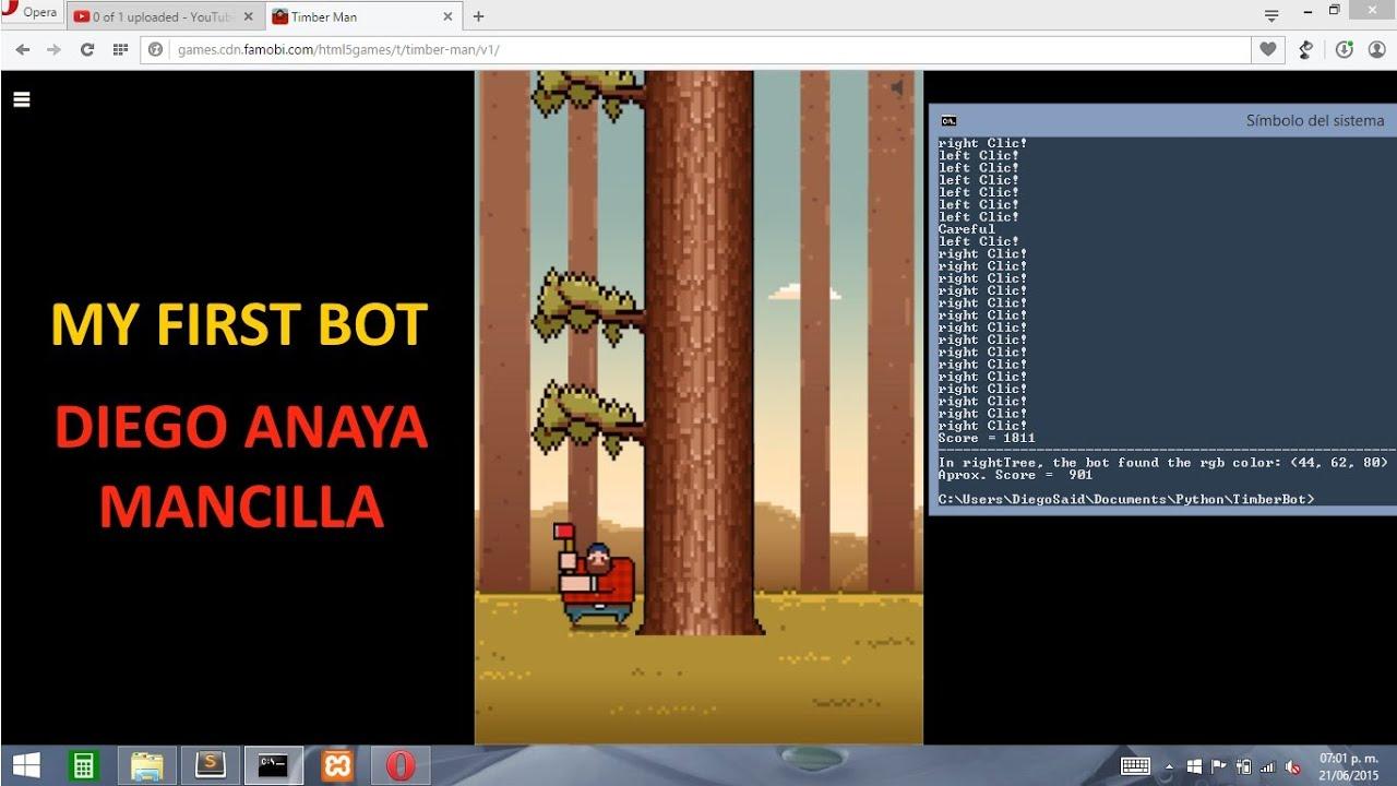 Score bot discord