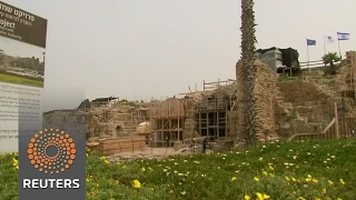 Ancient Roman port in Israel to get facelift