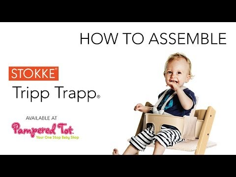 stokke chair harness weaving supplies how to assemble your tripp trapp high handy instructions
