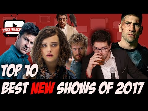TOP 10 New Shows of 2017 - Voted By YOU