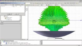 Видеоурок CADFEM VL1214 - Использование ANSYS HFSS для задач рассеяния электромагнитных волн ч.2.3