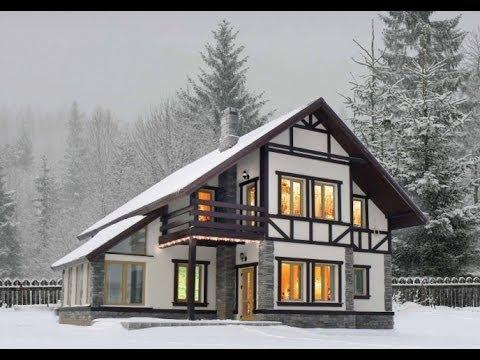 Частные дома в Канаде. Типовая застройка района - YouTube