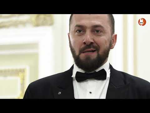 Конкурс оперных певцов Охотникова - репортаж