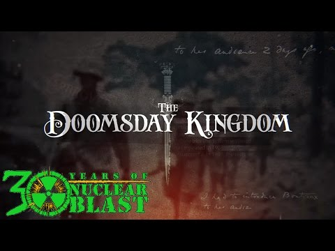 THE DOOMSDAY KINGDOM - Hand Of Hell (OFFICIAL LYRIC VIDEO)