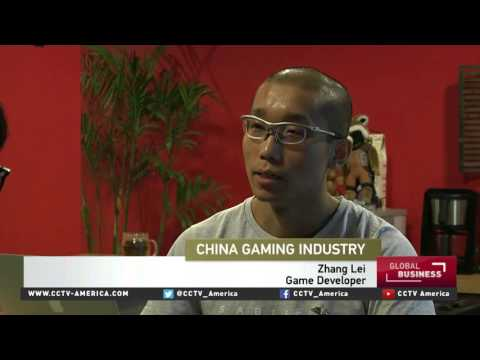China now world's largest online gaming market