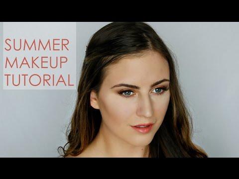 Summer Makeup Tutorial ft. Chelsea
