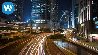 Come from Hong Kong | Time-Lapse Photography by Enrique Pacheco (HD 1080p)