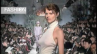 CHLOE' Fall 1999 2000 Paris - Fashion Channel