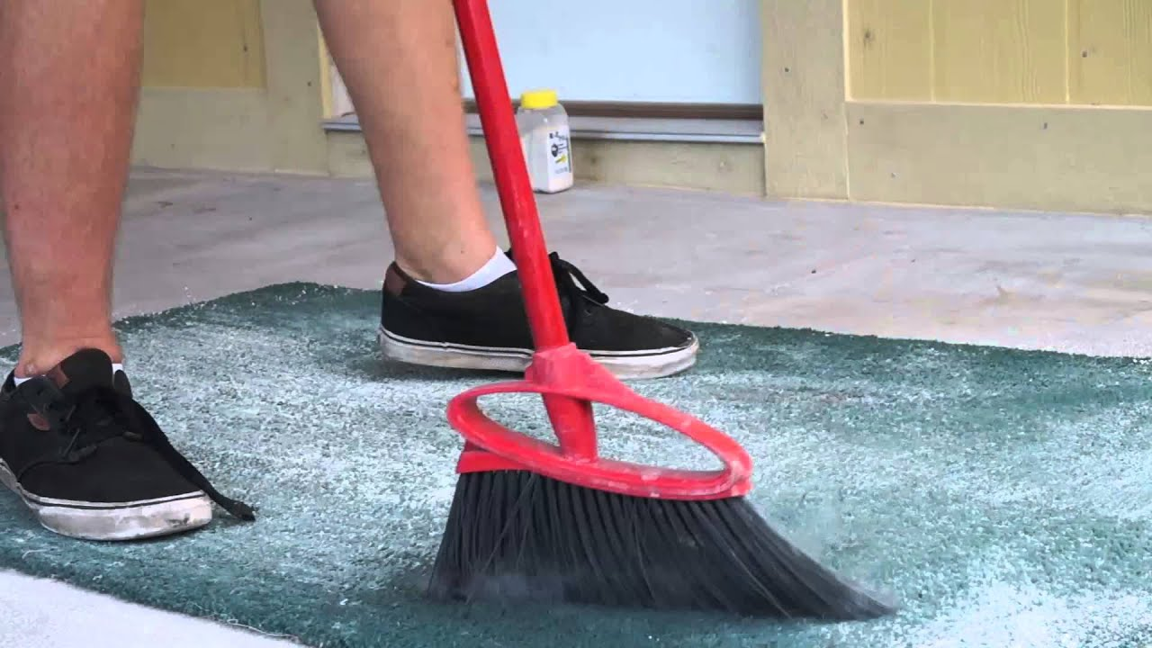 Dust Your Carpets With Diatomaceous Earth To Remove Fleas