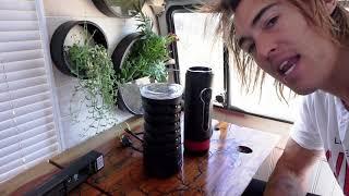 Coffee Snob Vanlife - The best 12V Espresso Setup to make a Latte.